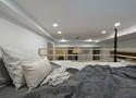 经济型30平米以下超小户型现代简约风格卧室图