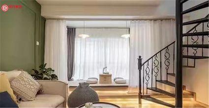 10-15万30平米小户型轻奢风格客厅设计图