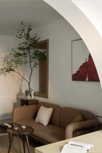 120平米三室两厅中式风格阳台装修图片大全