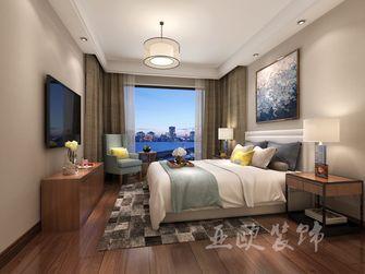 130平米四室两厅中式风格卧室效果图