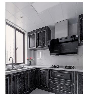 富裕型140平米四中式风格厨房装修案例
