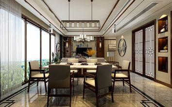 15-20万110平米三室一厅中式风格书房效果图