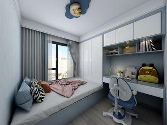 经济型120平米三室一厅轻奢风格青少年房装修案例