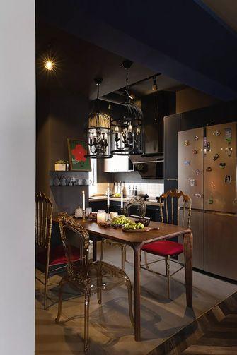 3万以下90平米欧式风格餐厅设计图