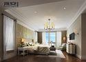 豪华型140平米四新古典风格卧室效果图