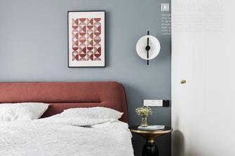 20万以上140平米三室三厅现代简约风格衣帽间图