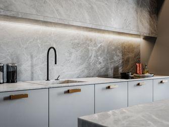 20万以上140平米四工业风风格厨房装修效果图