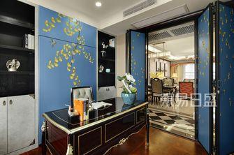 豪华型140平米四新古典风格书房装修效果图