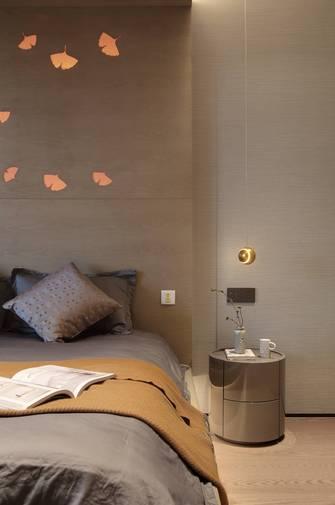 20万以上140平米三室两厅中式风格卧室设计图