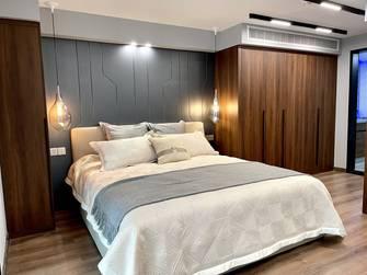 20万以上140平米复式港式风格卧室图