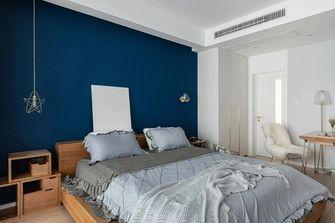 豪华型130平米三室一厅日式风格卧室装修效果图
