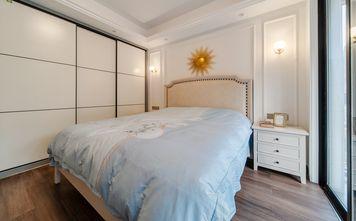 3万以下130平米四室四厅美式风格卧室欣赏图
