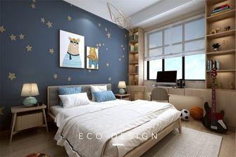 20万以上140平米别墅日式风格卧室图片大全