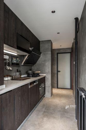 90平米工业风风格厨房装修图片大全