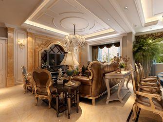 140平米四欧式风格餐厅装修图片大全
