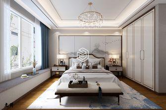 120平米中式风格卧室装修案例