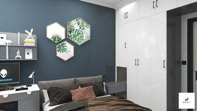 富裕型140平米四室两厅现代简约风格卧室设计图