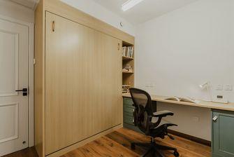 140平米三混搭风格书房图片