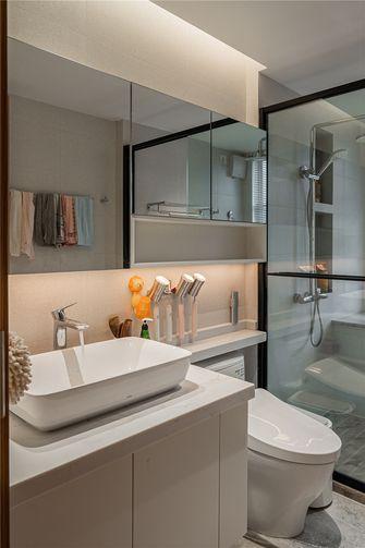 豪华型140平米三室两厅日式风格卫生间图片大全