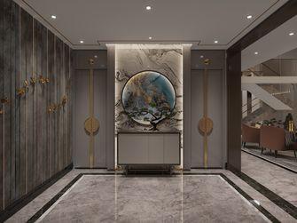 20万以上140平米四室两厅中式风格玄关设计图