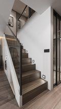日式风格楼梯间效果图
