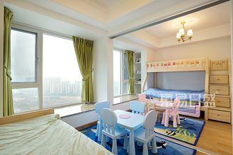 豪华型140平米欧式风格青少年房图片