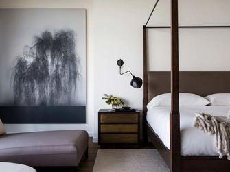 富裕型120平米四新古典风格卧室装修效果图
