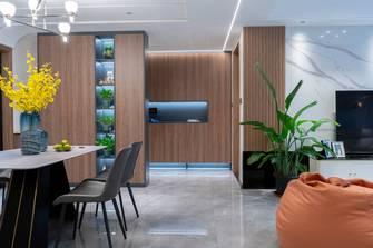15-20万140平米三室两厅现代简约风格走廊图片大全