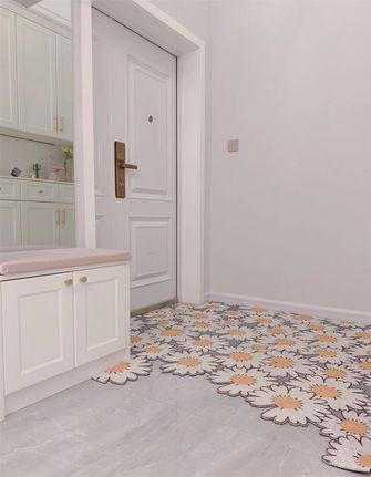 5-10万50平米公寓法式风格卧室效果图