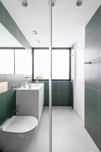 20万以上100平米三室两厅北欧风格卫生间图