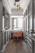 20万以上三室两厅美式风格书房装修效果图