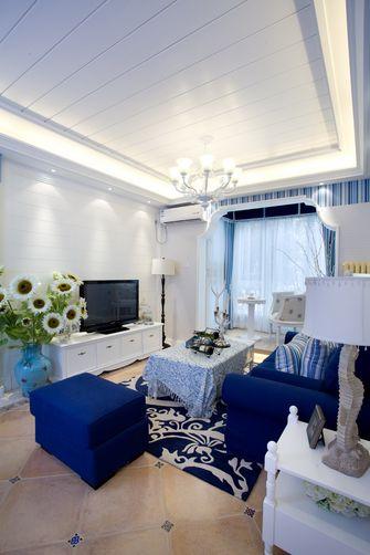 经济型100平米三地中海风格客厅图片大全