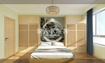 一居室日式风格卧室效果图