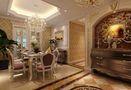 20万以上140平米三室两厅欧式风格餐厅设计图