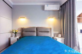 10-15万110平米三室一厅现代简约风格卧室图