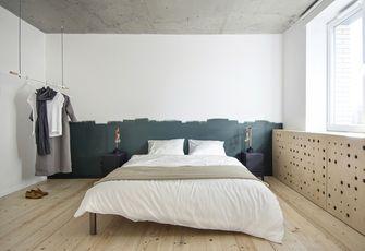 3-5万30平米小户型田园风格卧室图片大全
