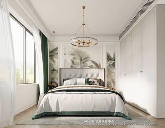 豪华型120平米三法式风格卧室装修案例