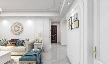 20万以上110平米欧式风格客厅设计图