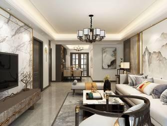 富裕型140平米四室四厅轻奢风格客厅欣赏图