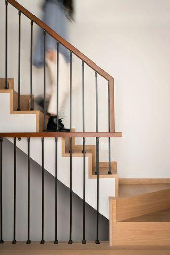 豪华型140平米三法式风格楼梯间装修效果图