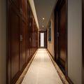 140平米三中式风格走廊图