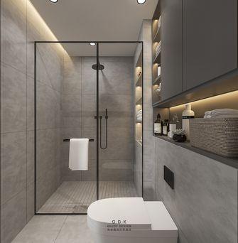 富裕型100平米一室两厅现代简约风格卫生间装修案例