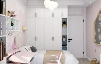 经济型130平米四北欧风格青少年房设计图