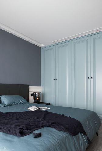 10-15万110平米三室一厅美式风格卧室装修图片大全