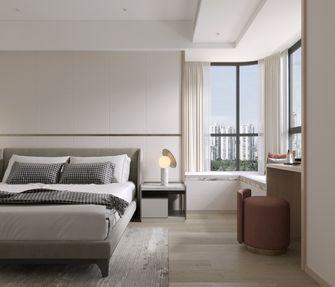 富裕型140平米四现代简约风格卧室图片大全