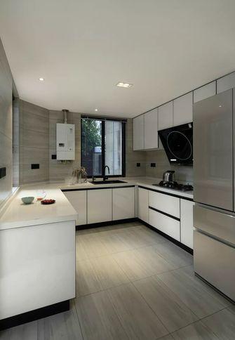 5-10万140平米三现代简约风格厨房装修图片大全