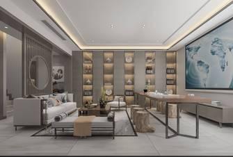 豪华型140平米别墅中式风格影音室装修案例