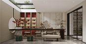 豪华型140平米别墅现代简约风格阳光房装修图片大全