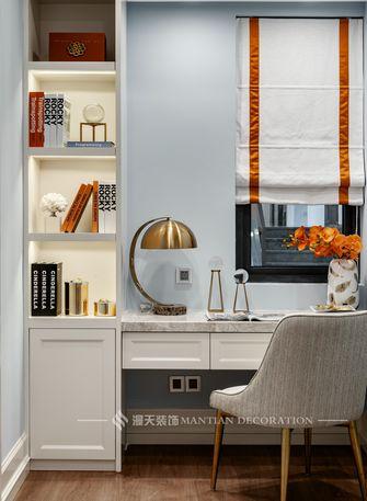 富裕型100平米三室两厅新古典风格书房装修图片大全
