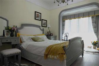 10-15万70平米三室两厅混搭风格卧室效果图